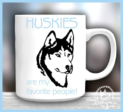 Husky-favorite people