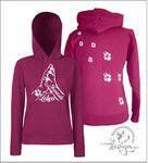 Hooded Sweat Lady-Freunde